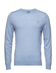 D1. WASHABLE MERINO C-NECK