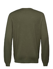 D1. COTTON CASHMERE C-NECK