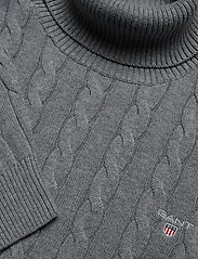 COTTON CABLE TURTLE NECK
