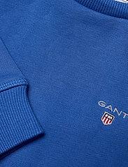 GANT - THE ORIGINAL SWEAT C-NECK - sweatshirts - strong blue - 2