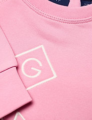 GANT - GANT LOCK-UP SWEAT C-NECK - sweatshirts - sea pink - 2
