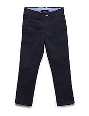 CHINO PANTS - EVENING BLUE