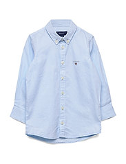 ARCHIVE OXFORD B.D. SHIRT - CAPRI BLUE