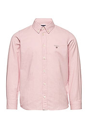 ARCHIVE OXFORD B.D. SHIRT - PREPPY PINK