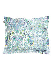 KEY WEST PAISLEY PILLOWCASE - INSIGNIA BLUE