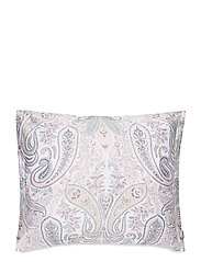 KEY WEST PAISLEY PILLOWCASE - LIGHT PINK