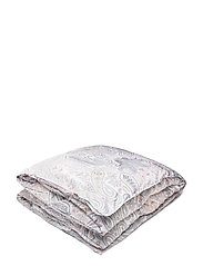 KEY WEST PAISLEY SINGLE DUVET - LIGHT PINK