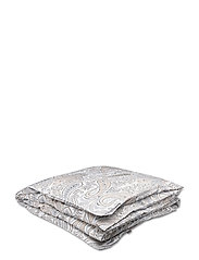 KEY WEST PAISLEY DOUBLE DUVET - GREY