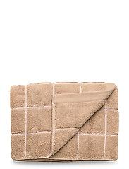 WINDOW CHECK TOWEL 50X100 - DRY SAND