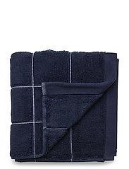 WINDOW CHECK TOWEL 50X100 - YANKEE BLUE