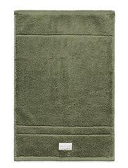 ORGANIC PREMIUM TOWEL 30X50 - AGAVE GREEN