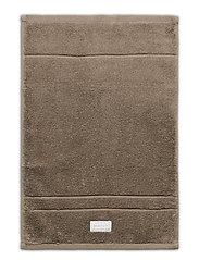 ORGANIC PREMIUM TOWEL 30X50 - DESERT BROWN