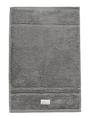 ORGANIC PREMIUM TOWEL 30X50 - ELEPHANT GREY