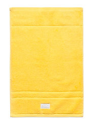 ORGANIC PREMIUM TOWEL 30X50 - MIMOSA YELLOW