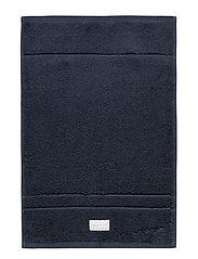 ORGANIC PREMIUM TOWEL 30X50 - SATEEN BLUE