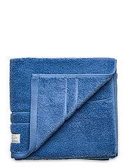 ORGANIC PREMIUM TOWEL 50X70 - BRIGHT COBALT