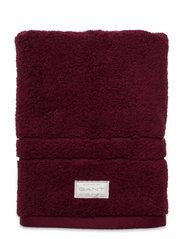 PREMIUM TOWEL 50X70 1-pack - CABERNET RED