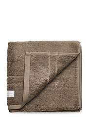 PREMIUM TOWEL 50X70 - DESERT BROWN