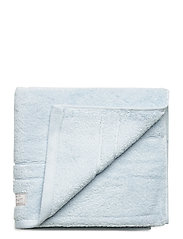 ORGANIC PREMIUM TOWEL 50X70 - LIGHT BLUE