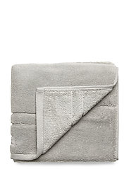 ORGANIC PREMIUM TOWEL 50X70 - LIGHT GREY