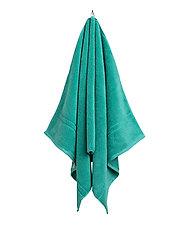 PREMIUM TOWEL 70X140 - GREEN LAGOON