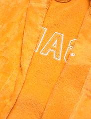 GANT - VACAY ROBE - sous-vêtements - mandarin orange - 4
