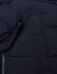 GANT - D1. LOCK-UP STRIPE PUFFER JACKET - puffer & padded - evening blue - 3