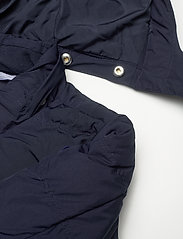 GANT - D1. LOCK-UP STRIPE PUFFER JACKET - puffer & padded - evening blue - 5
