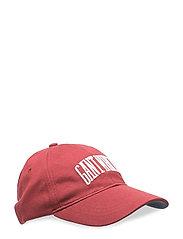 O.JERSEY CAP - MAHOGNY RED