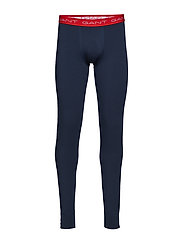 LONG JOHNS SOLID COTTON STRETCH