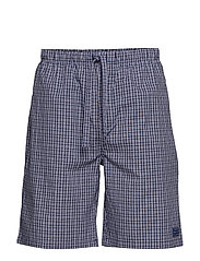 PAJAMA SHORTS WOVEN SMALL CHECK