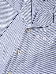 Gant - PAJAMA SET SHIRT CLASSIC STRIPE - pyjamas - white - 4