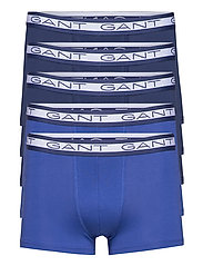BASIC TRUNK 5-PACK - PERSIAN BLUE