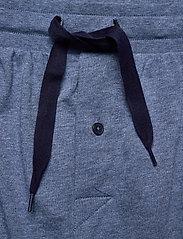 GANT - JERSEY PAJAMA PANTS - bottoms - denim blue mel - 5