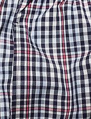 GANT - BIG CHECK PAJAMA PANTS - bottoms - classic blue - 2