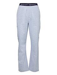 MINI GINGHAM PAJAMA PANTS - CLASSIC BLUE