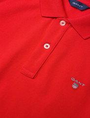 GANT - THE ORIGINAL SS PIQUE - polo shirts - bright red - 2