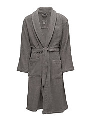 TERRY ROBE - GREY