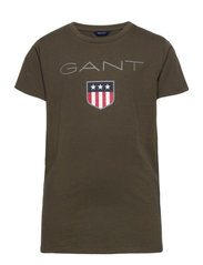 GANT SHIELD SS T-SHIRT - SEA TURTLE