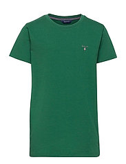 THE ORIGINAL SS T-SHIRT - IVY GREEN