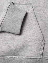 GANT - GANT SHIELD HOODIE - kapuzenpullover - light grey melange - 3