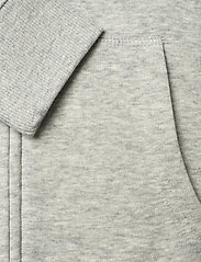GANT - THE ORIGINAL FULL ZIP SWEAT HOODIE - hættetrøjer - light grey melange - 3