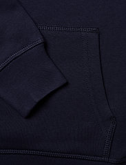 GANT - GANT LOCK-UP SWEAT HOODIE - kapuzenpullover - evening blue - 3