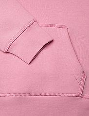 GANT - LOCK-UP HOODIE - hættetrøjer - sea pink - 3