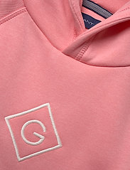 Gant - LOCK UP HOODIE - hettegensere - strawberry pink - 2