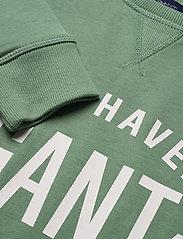 GANT - D2. GANT EAST COST C-NECK SWEAT - sweatshirts - peppermint - 2