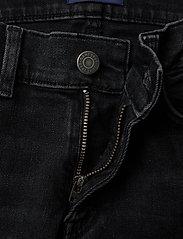 GANT - GANT SLIM JEANS - jeans - black raw - 3