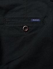 GANT - GANT CHINO - basics - black - 4
