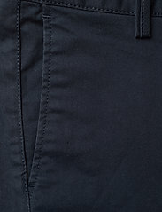 GANT - GANT CHINO - trousers - evening blue - 2