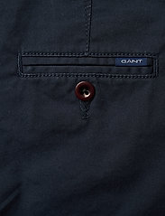 GANT - GANT CHINO - trousers - evening blue - 4